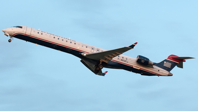 N912FJ - Bombardier CRJ-900ER - US Airways Express (Mesa Airlines)