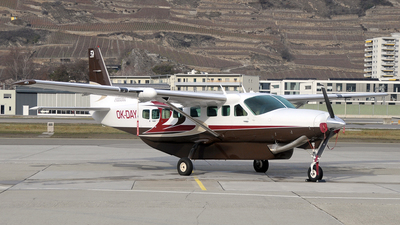 OK-DAY - Cessna 208B Grand Caravan - Aeropartner