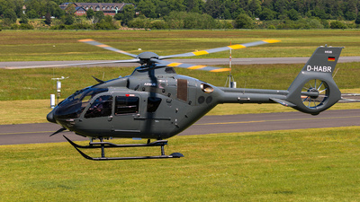 D-HABR - Airbus Helicopters H135 T3 - ADAC Luftrettung (Aero-Dienst)