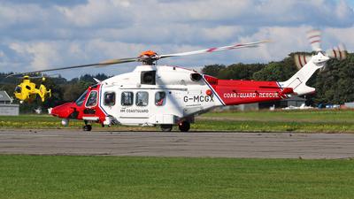 G-MCGX - Agusta-Westland AW-189 - Bristow Helicopters