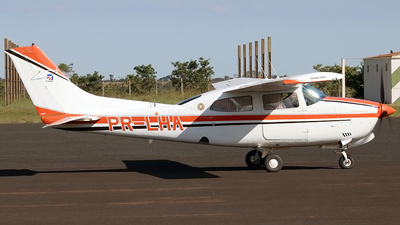 PR-LHA - Cessna 210N Centurion II - Private
