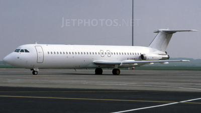 G-OBWD - British Aircraft Corporation BAC 1-11 Series 518FG - Untitled