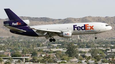N320FE - McDonnell Douglas MD-10-30(F) - FedEx