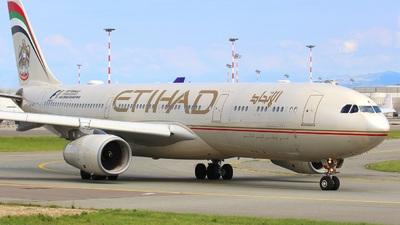 A6-AFE - Airbus A330-343 - Etihad Airways