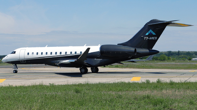 T7-ARES - Bombardier BD-700-1A10 Global 6000 - Private