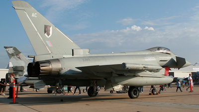 ZJ913 - Eurofighter Typhoon FGR.4 - United Kingdom - Royal Air Force (RAF)