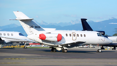 UR-WRR - Raytheon Hawker 800XP - Windrose Air