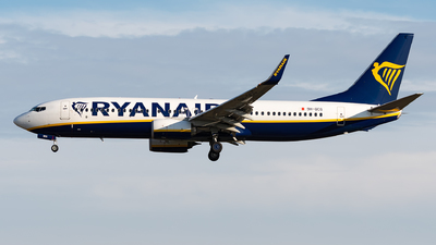 9H-QCG - Boeing 737-8AS - Ryanair (Malta Air)
