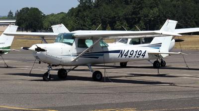 N49194 - Cessna 152 - Hillsboro Aero Academy