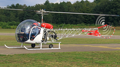 OO-PEE - Bell 47G-2 - Private