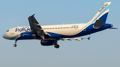 A picture of VTIER - Airbus A320232 - IndiGo - © Sanskar nawani