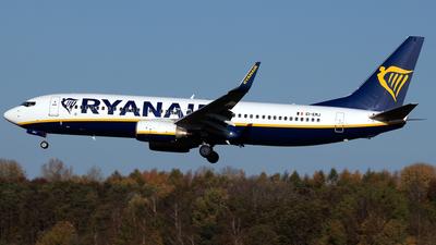 A picture of EIEMJ - Boeing 7378AS - Ryanair - © PAUL LINK