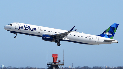 N913JB - Airbus A321-231 - jetBlue Airways