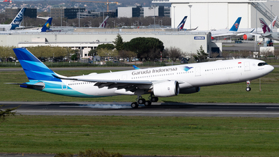 A picture of FWWCD - Airbus A330 - Airbus - © DN280