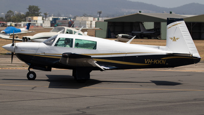 A picture of VHKKN - Mooney M20J - [241201] - © mitch