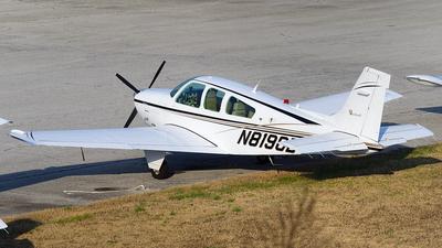 A picture of N8198B - Beech F33A Bonanza - [CE1637] - © Agustin Anaya