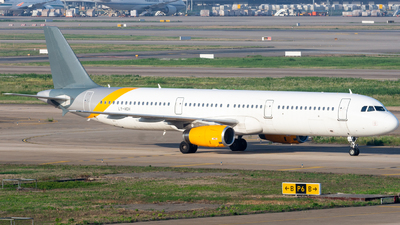 A picture of LYVEH - Airbus A321231 - Avion Express - © KiDo.Wang