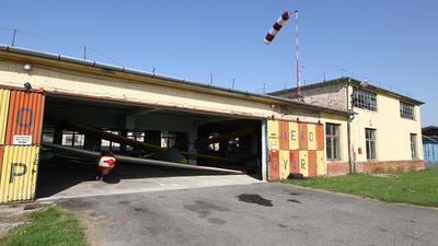 LHSY - Airport - Hangar