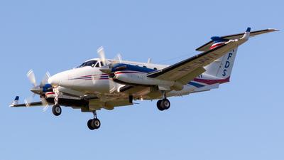 VH-MWV - Beechcraft B200 Super King Air - Ambulance Service of NSW (RFDS)