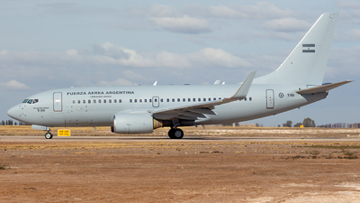 A picture of T99 - Boeing 73776N -  - © Martín Montero de Espinosa