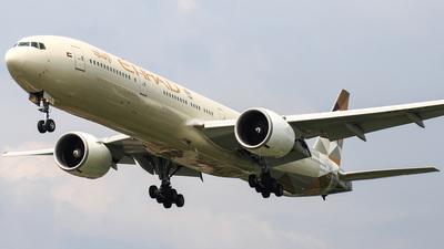 A picture of A6ETA - Boeing 7773FX(ER) - Etihad Airways - © Godwin Diega Gabuat