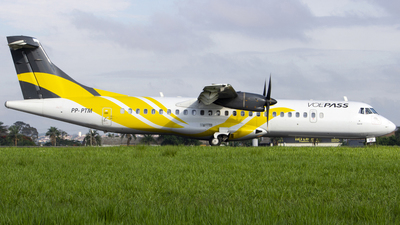 PP-PTM - ATR 72-212A(500) - VoePass Linhas Aéreas