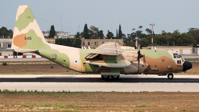 545 - Lockheed C-130H Karnaf - Israel - Air Force