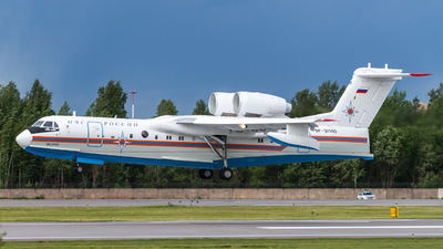 RF-31140 - Beriev Be-200ChS - Russia - Ministry for Emergency Situations (MChS)