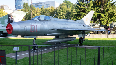 01 - Mikoyan-Gurevich MiG-21F Fishbed-B - Soviet Union - Air Force