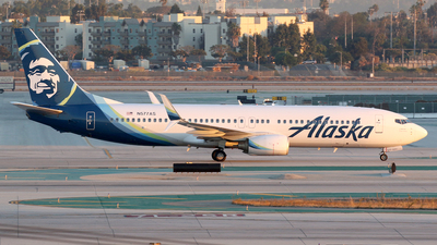 N577AS - Boeing 737-890 - Alaska Airlines