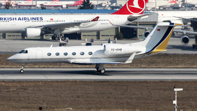 TC-KHB - Gulfstream G450 - Private