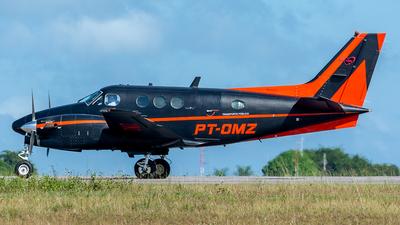 PT-OMZ - Beechcraft C90A King Air - Brasil Vida Taxi Aéreo