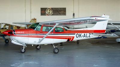 A picture of OKALZ - Cessna 172RG Cutlass RG - [172RG0802] - © Stephan Wagner