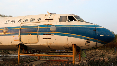 B-3457 - Xian Y-7 - China Southern Airlines