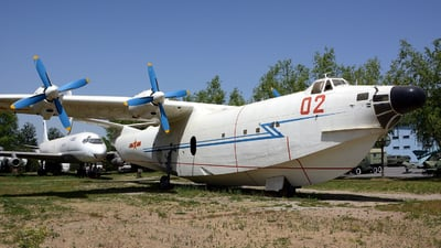 02 - Harbin SH-5 - China - Navy