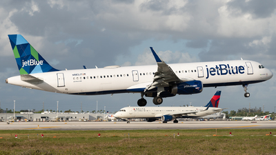 N983JT - Airbus A321-231 - jetBlue Airways