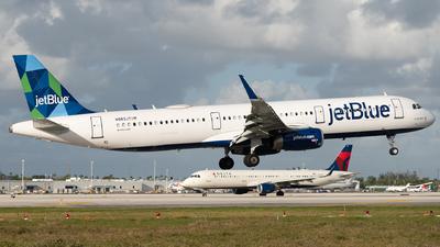 A picture of N983JT - Airbus A321231 - JetBlue Airways - © Luis Bastardo