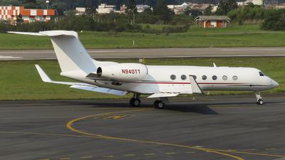 N940TT - Gulfstream G550 - Private