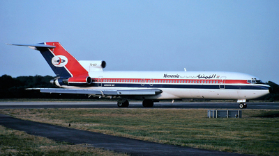 7O-ACV - Boeing 727-2N8(Adv) - Yemenia - Yemen Airways