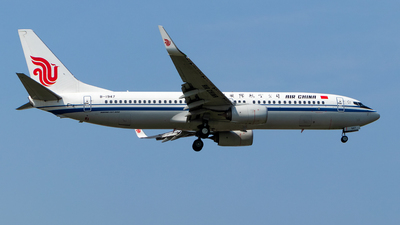 B-1947 - Boeing 737-89L - Air China