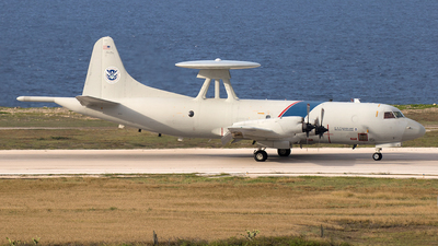 N147CS - Lockheed P-3B Orion AEW - United States - US Customs Service