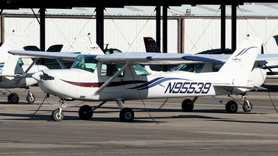 N95539 - Cessna 152 - Private