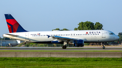 N347NW - Airbus A320-211 - Delta Air Lines