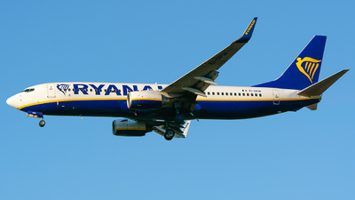 EI-DPW - Boeing 737-8AS - Ryanair