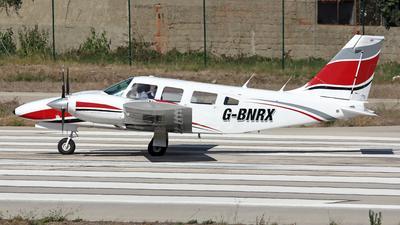 G-BNRX - Piper PA-34-200T Seneca II - Sky Zone