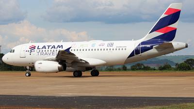 PT-TME - Airbus A319-132 - TAM Linhas Aéreas