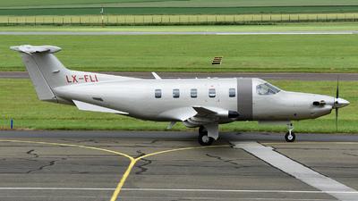 LX-FLI - Pilatus PC-12 NGX - Jetfly Aviation