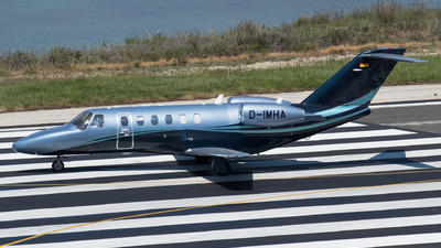 D-IMHA - Cessna 525 Citationjet CJ2 - MHS Aviation