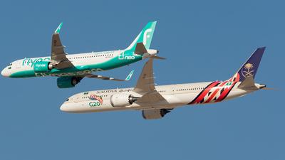 HZ-NS29 - Airbus A320-251N - Flynas