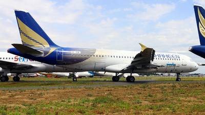 OE-IHA - Airbus A320-232 - Shaheen Air International